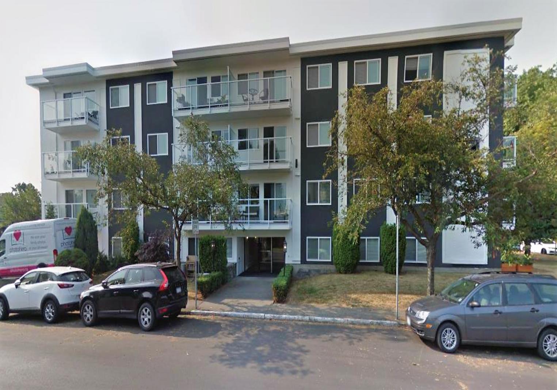 Apartment Building - Victoria, BC