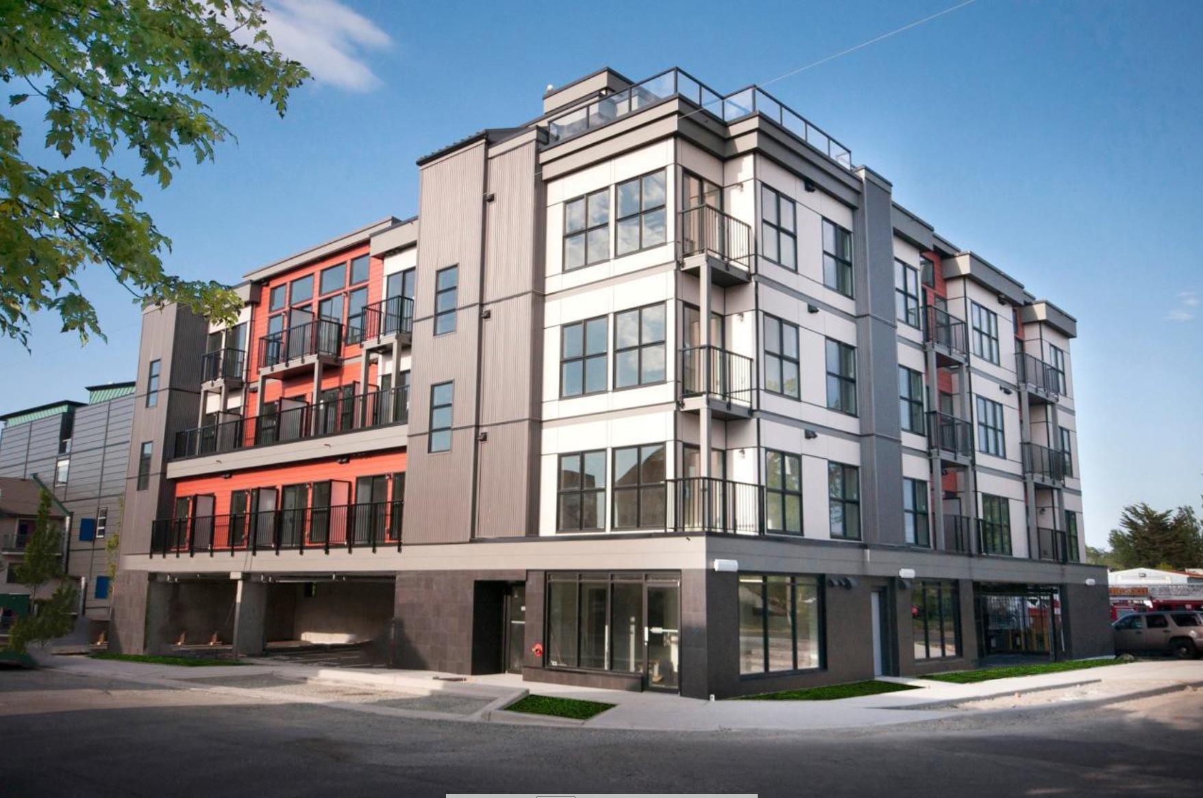 Residential Apartment Building - Esquimalt, BC