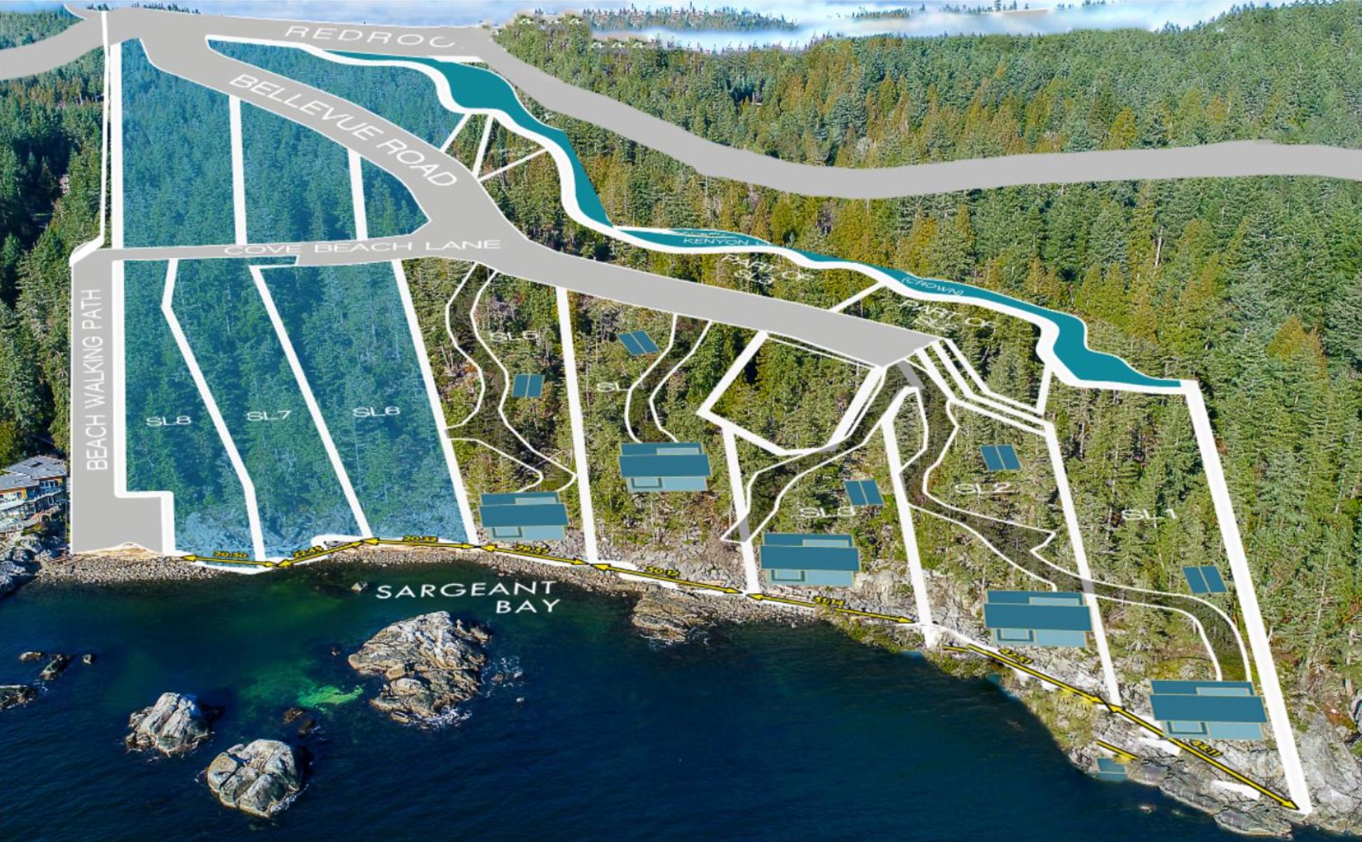 Waterfront Property - Sechelt, BC