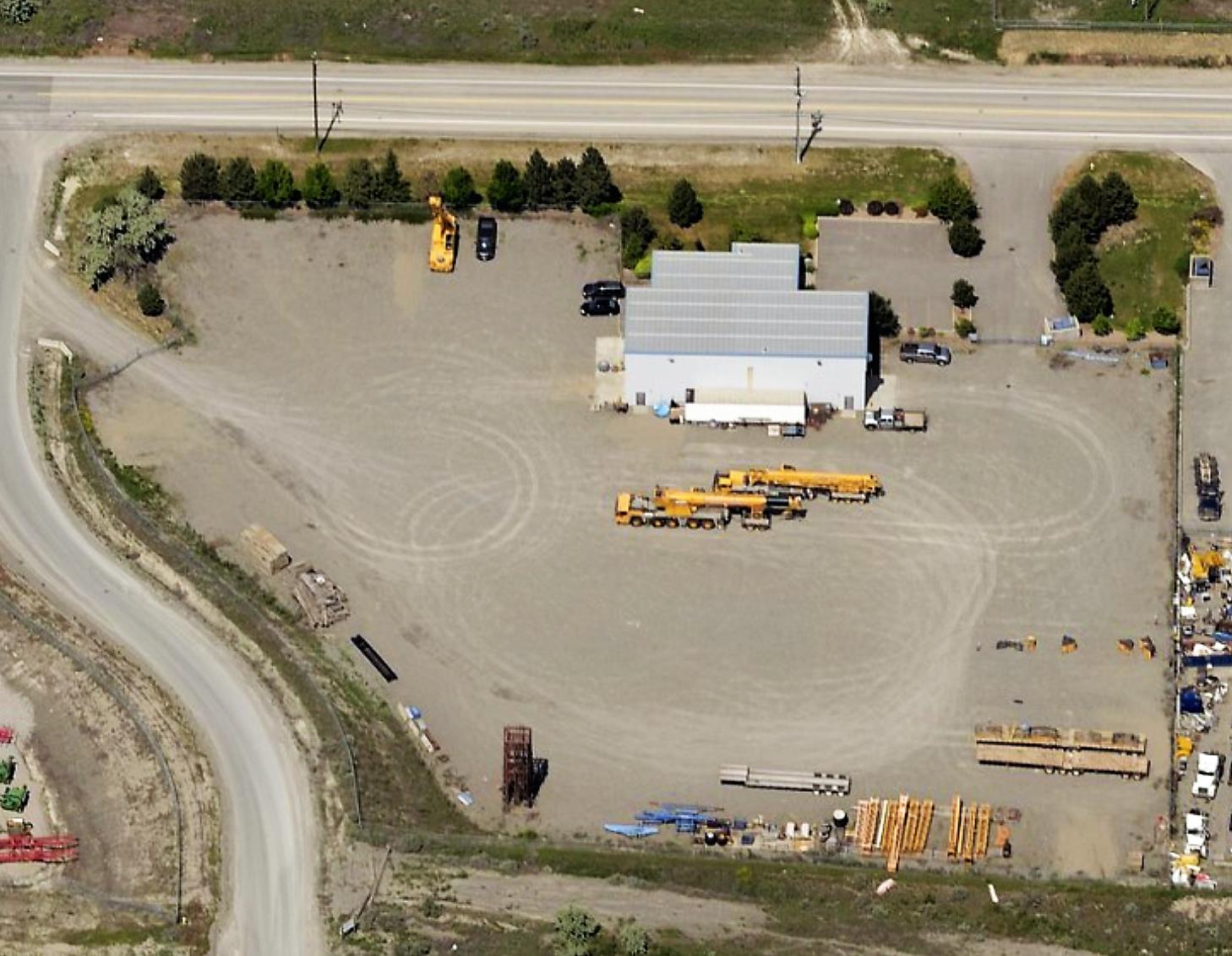 Industrial Property - Kamloops, BC